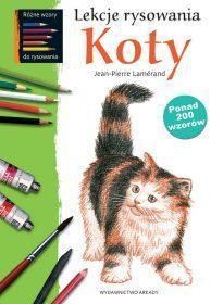 Lekcje rysowania. Koty
