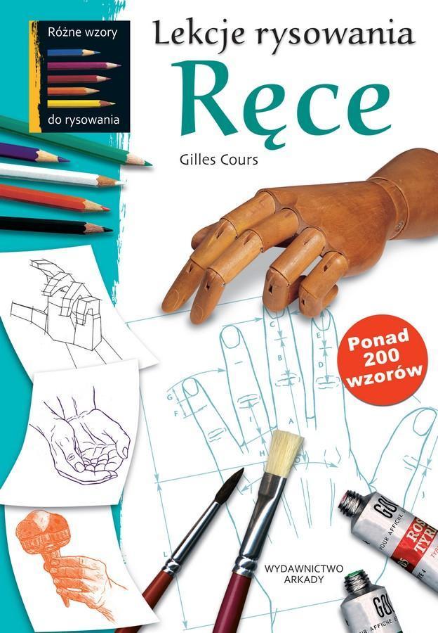 Lekcje rysowania. Ręce