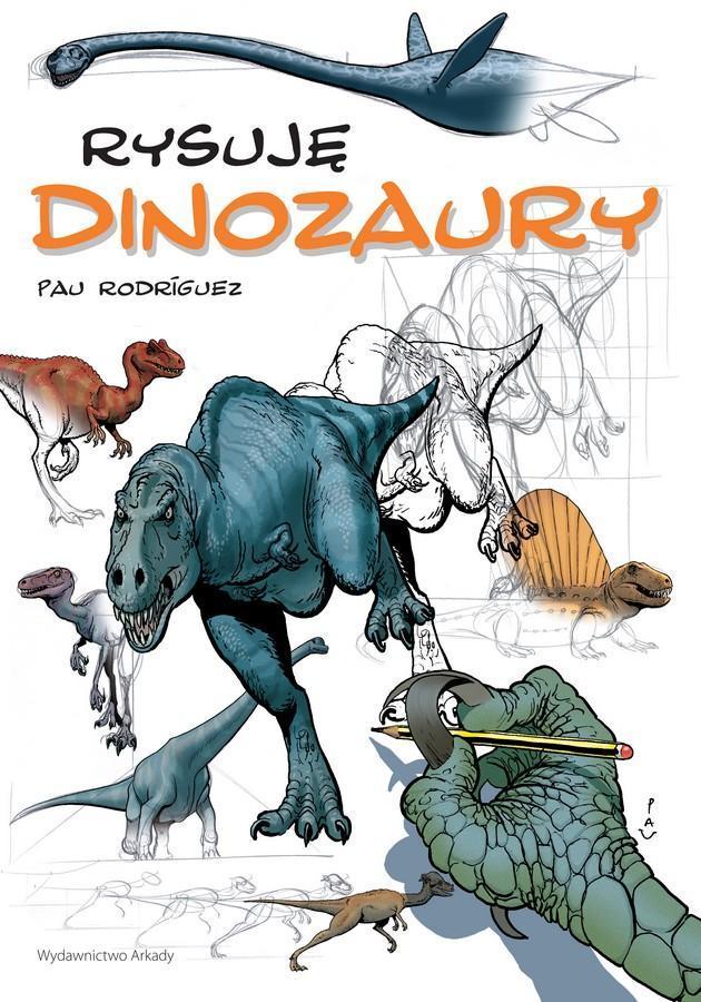 Rysuję. Dinozaury