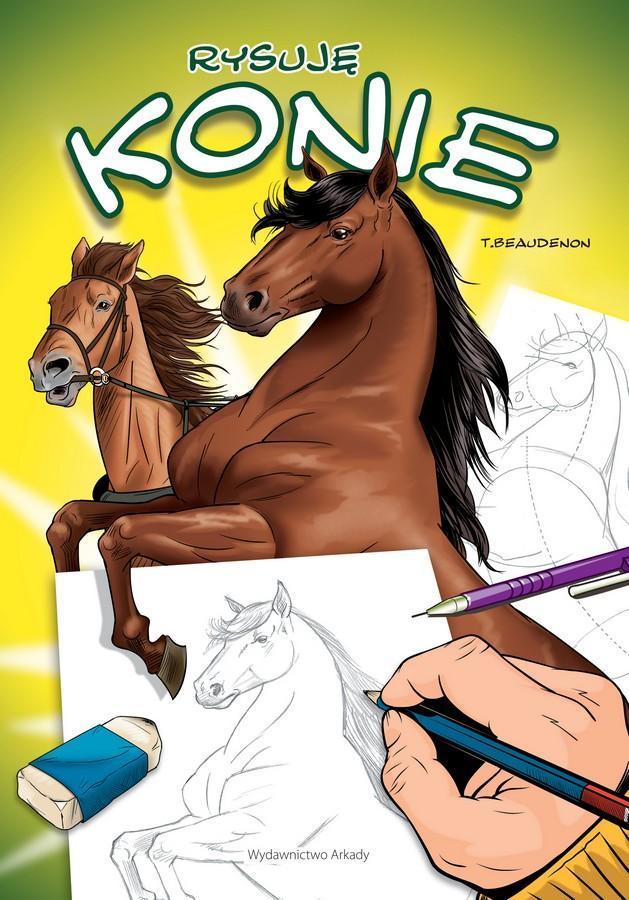 Rysuję. Konie