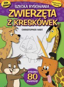 Zwierzęta z kreskówek. Szkoła rysowania