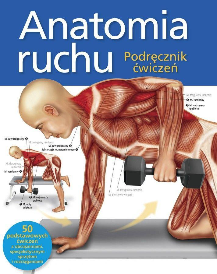 Anatomia ruchu. Podręcznik ćwiczeń