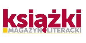 Książki - Magazyn Literacki - logo