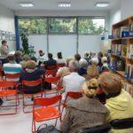 Spotkanie z Krystyną Gucewicz i Krystyną Czubówną 1
