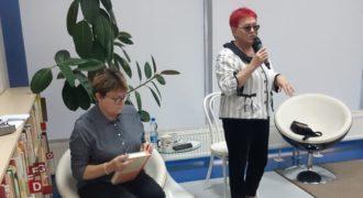Spotkanie z Krystyną Gucewicz i Krystyną Czubówną