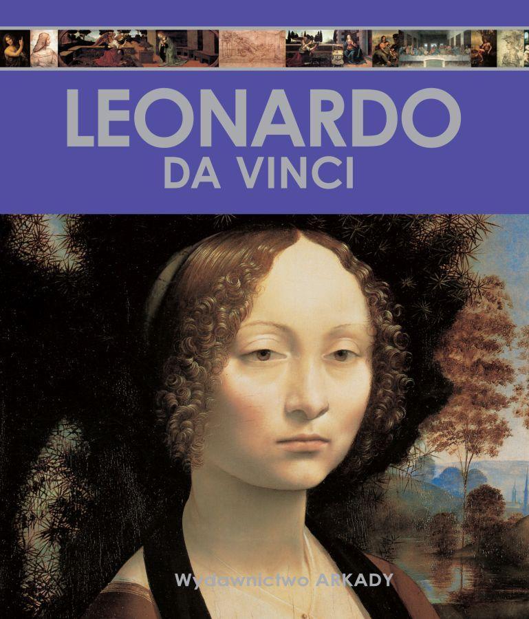 Encyklopedia sztuki. Leonardo da Vinci