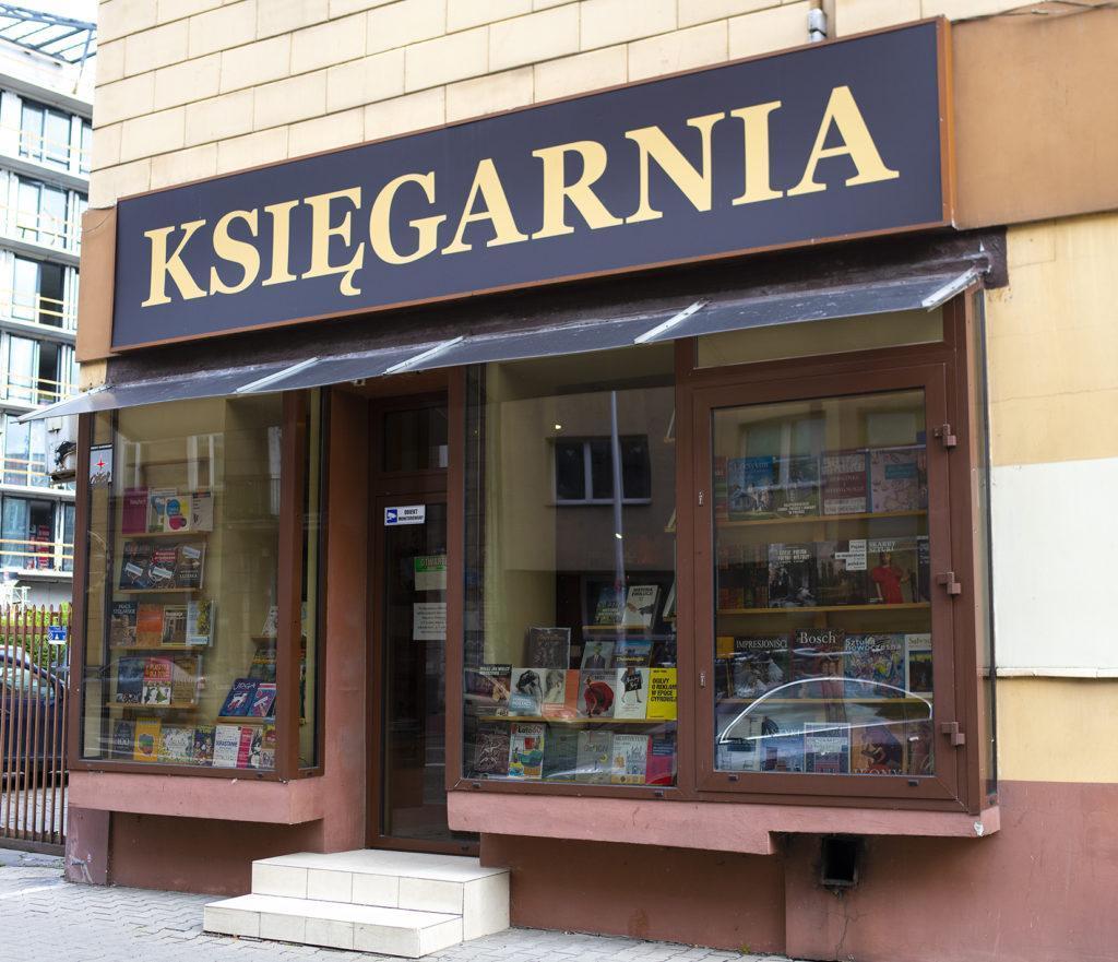 nasze księgarnie