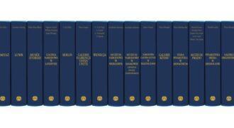 Muzeum książki grzbiety