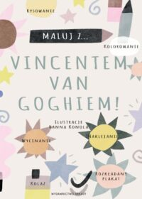 okładka Maluj z van Goghiem